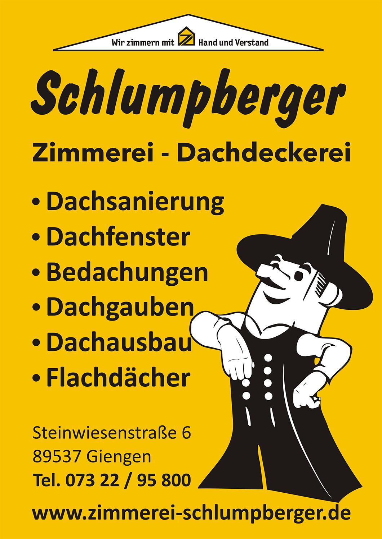 Zimmerei-Dachdeckerei Schlumpberger