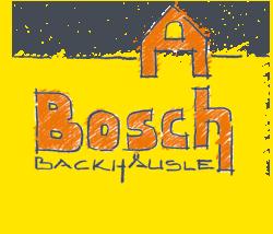 Bäckerei Bosch Backhäusle
